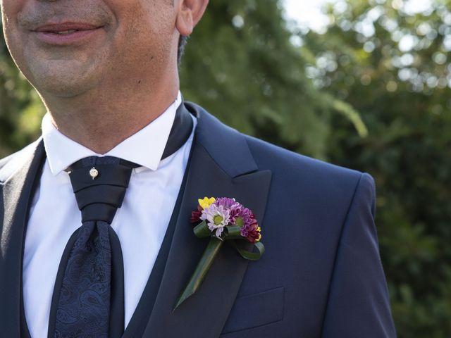 Il matrimonio di Maurizio e Paola a Castelbellino, Ancona 3