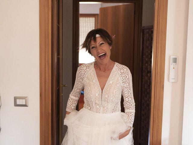 Il matrimonio di Maurizio e Paola a Castelbellino, Ancona 4
