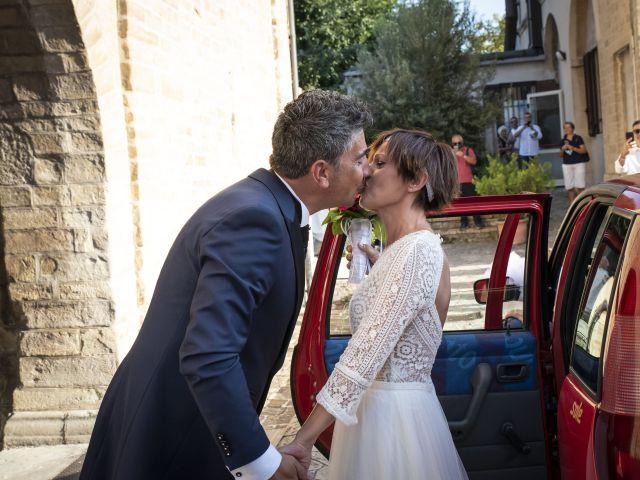 Il matrimonio di Maurizio e Paola a Castelbellino, Ancona 6