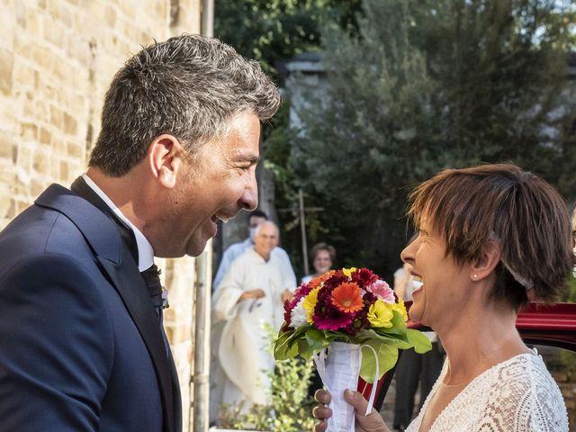 Il matrimonio di Maurizio e Paola a Castelbellino, Ancona 7
