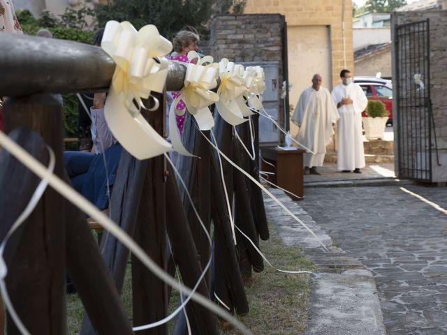 Il matrimonio di Maurizio e Paola a Castelbellino, Ancona 9