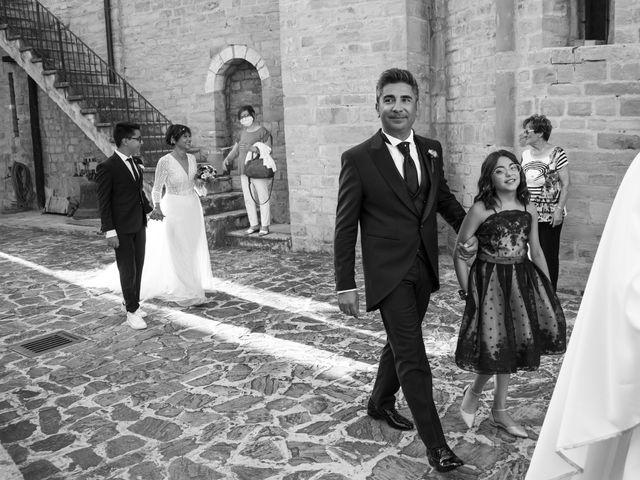 Il matrimonio di Maurizio e Paola a Castelbellino, Ancona 10