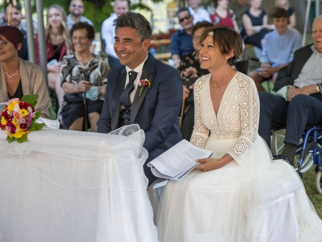 Il matrimonio di Maurizio e Paola a Castelbellino, Ancona 12