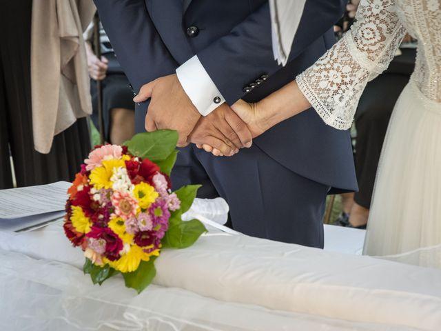 Il matrimonio di Maurizio e Paola a Castelbellino, Ancona 13