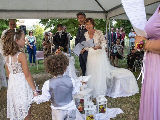 Il matrimonio di Maurizio e Paola a Castelbellino, Ancona 14