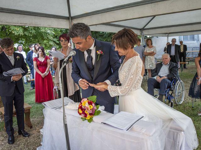 Il matrimonio di Maurizio e Paola a Castelbellino, Ancona 15