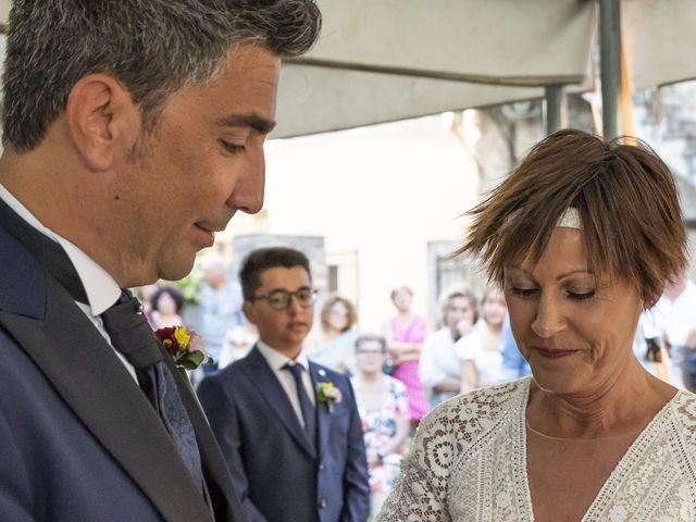 Il matrimonio di Maurizio e Paola a Castelbellino, Ancona 17