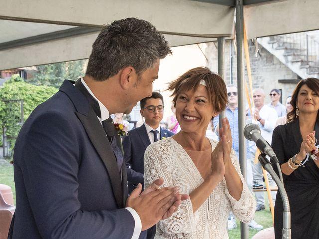 Il matrimonio di Maurizio e Paola a Castelbellino, Ancona 18