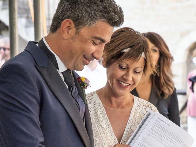 Il matrimonio di Maurizio e Paola a Castelbellino, Ancona 19