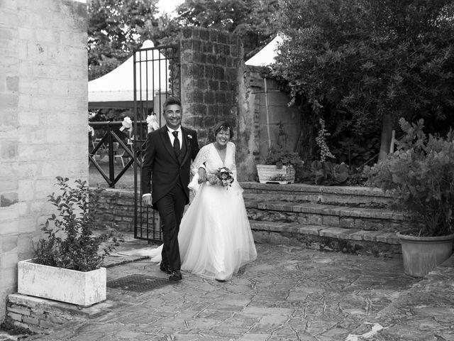 Il matrimonio di Maurizio e Paola a Castelbellino, Ancona 22