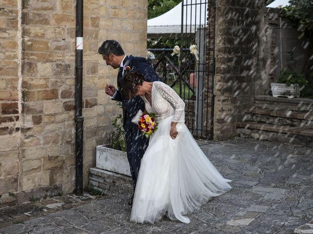 Il matrimonio di Maurizio e Paola a Castelbellino, Ancona 23