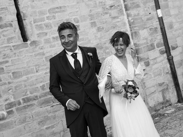 Il matrimonio di Maurizio e Paola a Castelbellino, Ancona 24