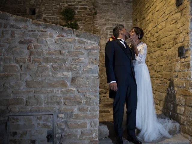Il matrimonio di Maurizio e Paola a Castelbellino, Ancona 28