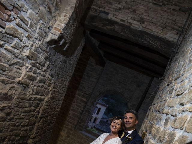 Il matrimonio di Maurizio e Paola a Castelbellino, Ancona 29