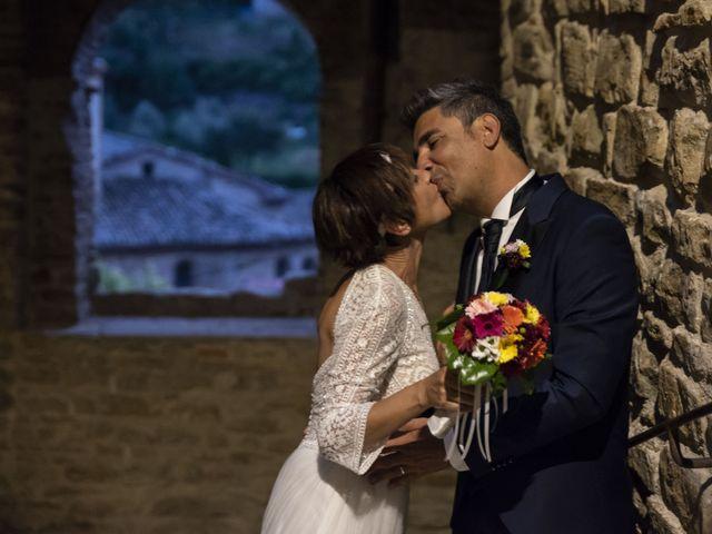 Il matrimonio di Maurizio e Paola a Castelbellino, Ancona 30