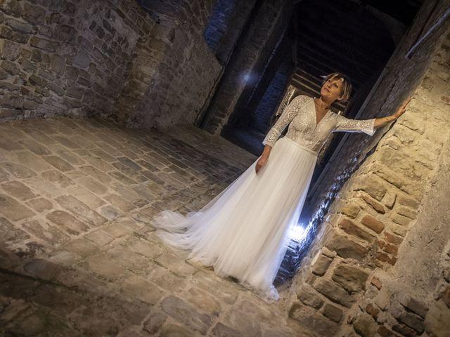 Il matrimonio di Maurizio e Paola a Castelbellino, Ancona 32