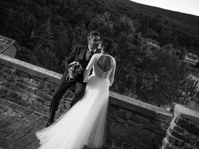 Il matrimonio di Maurizio e Paola a Castelbellino, Ancona 33