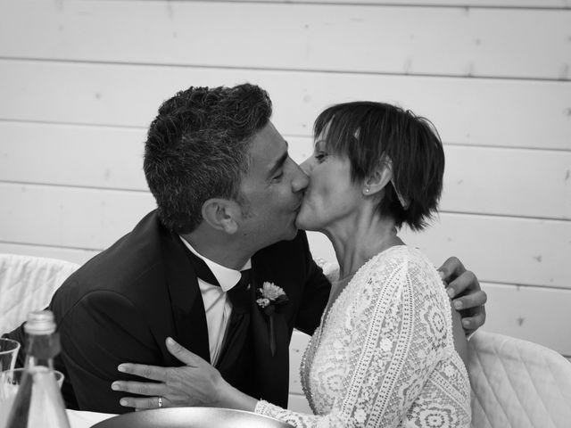 Il matrimonio di Maurizio e Paola a Castelbellino, Ancona 47