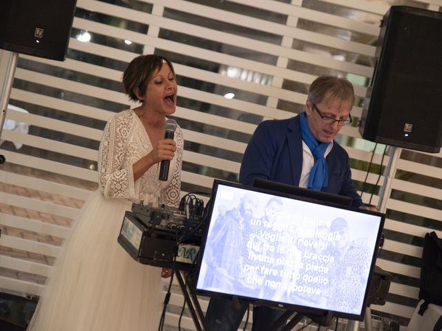 Il matrimonio di Maurizio e Paola a Castelbellino, Ancona 48