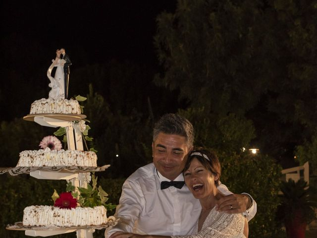 Il matrimonio di Maurizio e Paola a Castelbellino, Ancona 54