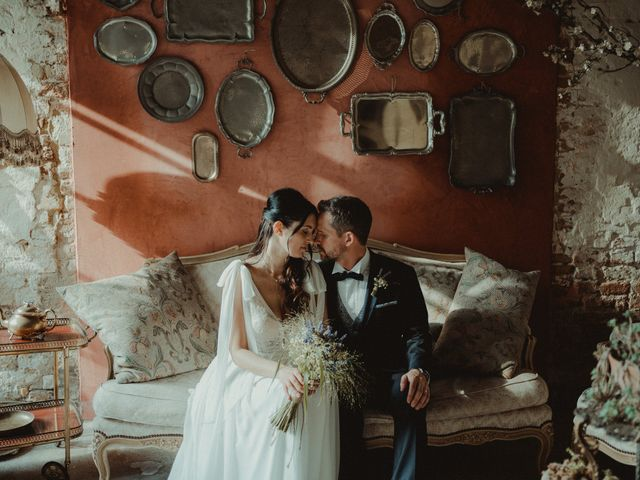 Le nozze di Erica e Ivano