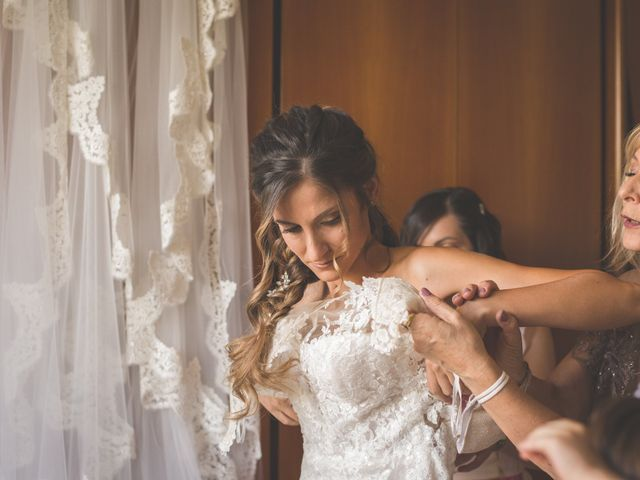 Il matrimonio di Andrea e Elena a Castiglione delle Stiviere, Mantova 23