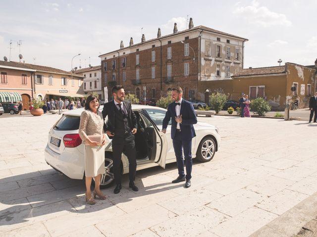 Il matrimonio di Andrea e Elena a Castiglione delle Stiviere, Mantova 27