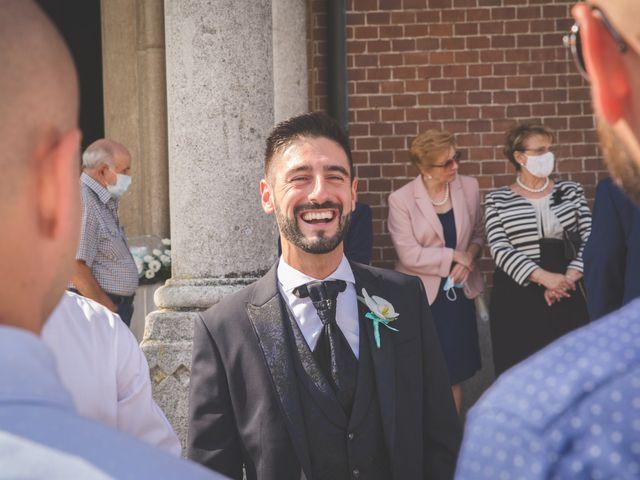 Il matrimonio di Andrea e Elena a Castiglione delle Stiviere, Mantova 29
