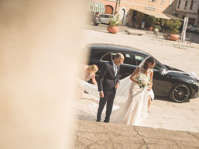 Il matrimonio di Andrea e Elena a Castiglione delle Stiviere, Mantova 30