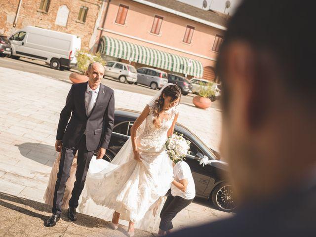 Il matrimonio di Andrea e Elena a Castiglione delle Stiviere, Mantova 31