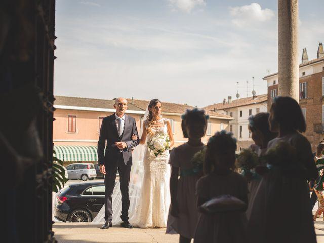 Il matrimonio di Andrea e Elena a Castiglione delle Stiviere, Mantova 34