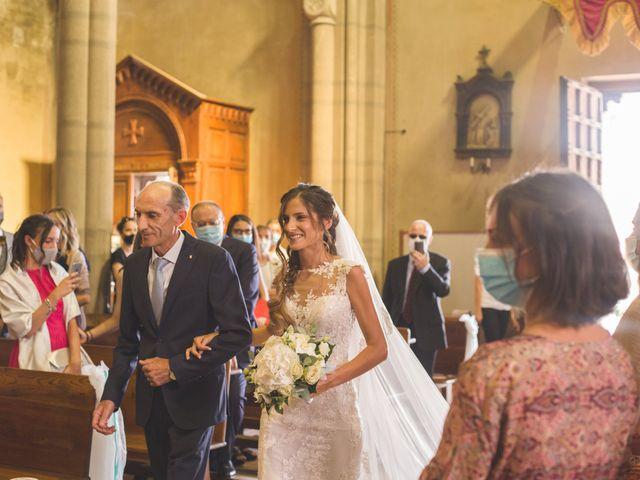 Il matrimonio di Andrea e Elena a Castiglione delle Stiviere, Mantova 36