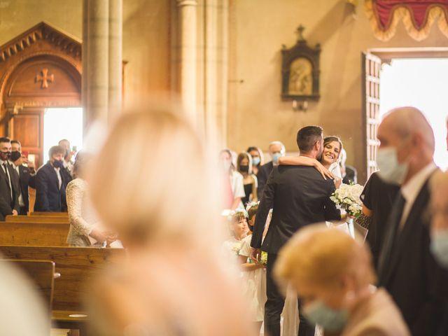 Il matrimonio di Andrea e Elena a Castiglione delle Stiviere, Mantova 37
