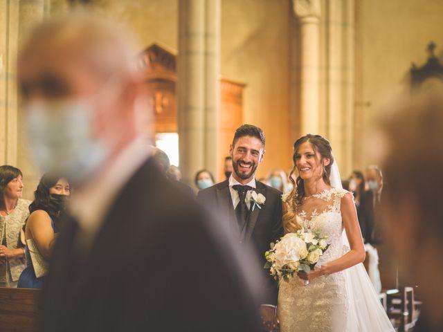 Il matrimonio di Andrea e Elena a Castiglione delle Stiviere, Mantova 38