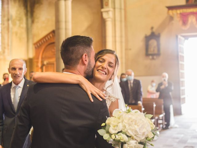 Il matrimonio di Andrea e Elena a Castiglione delle Stiviere, Mantova 39