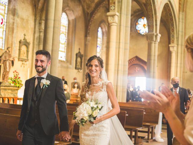 Il matrimonio di Andrea e Elena a Castiglione delle Stiviere, Mantova 40