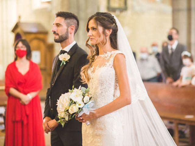 Il matrimonio di Andrea e Elena a Castiglione delle Stiviere, Mantova 45