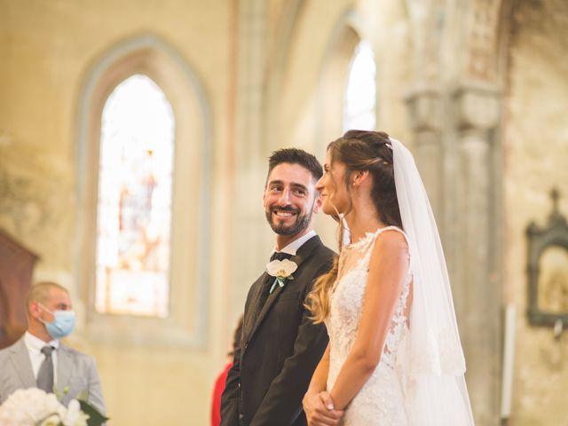 Il matrimonio di Andrea e Elena a Castiglione delle Stiviere, Mantova 47