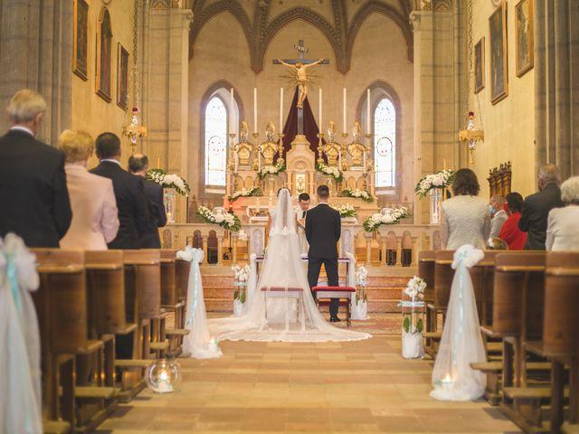 Il matrimonio di Andrea e Elena a Castiglione delle Stiviere, Mantova 49