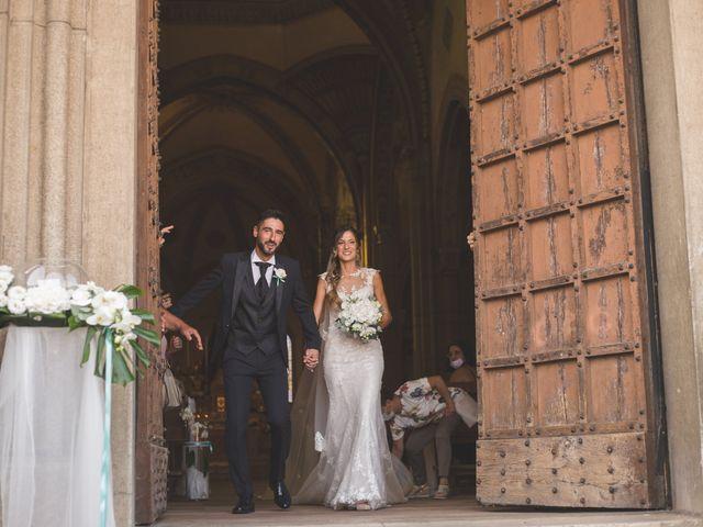 Il matrimonio di Andrea e Elena a Castiglione delle Stiviere, Mantova 57