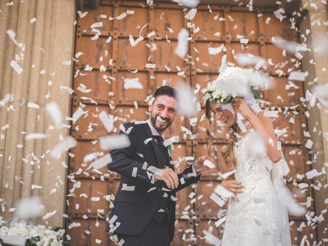 Il matrimonio di Andrea e Elena a Castiglione delle Stiviere, Mantova 58
