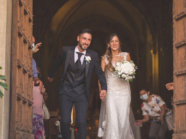 Il matrimonio di Andrea e Elena a Castiglione delle Stiviere, Mantova 59