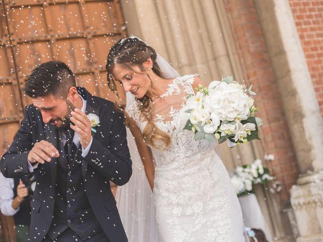 Il matrimonio di Andrea e Elena a Castiglione delle Stiviere, Mantova 61
