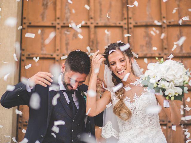Il matrimonio di Andrea e Elena a Castiglione delle Stiviere, Mantova 62
