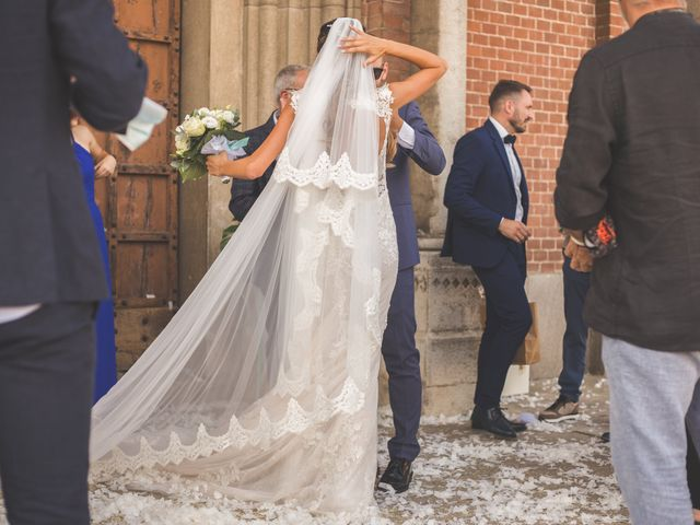 Il matrimonio di Andrea e Elena a Castiglione delle Stiviere, Mantova 65