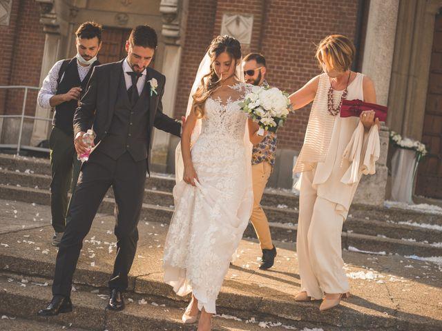 Il matrimonio di Andrea e Elena a Castiglione delle Stiviere, Mantova 70