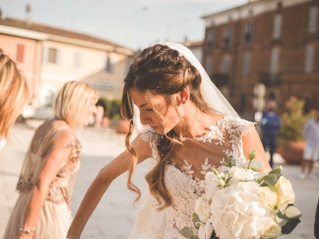 Il matrimonio di Andrea e Elena a Castiglione delle Stiviere, Mantova 71