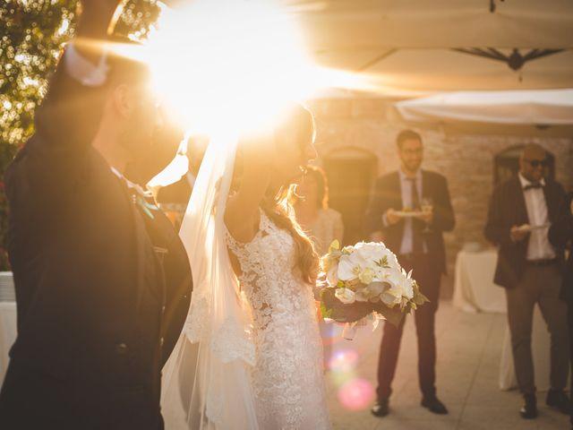 Il matrimonio di Andrea e Elena a Castiglione delle Stiviere, Mantova 76