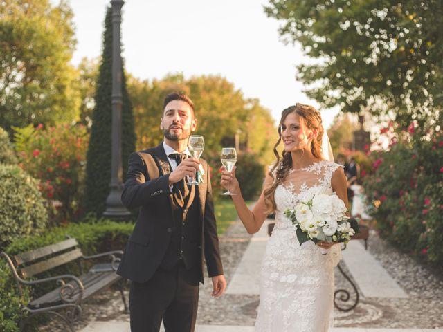 Il matrimonio di Andrea e Elena a Castiglione delle Stiviere, Mantova 77