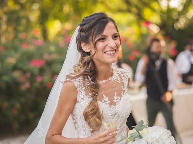 Il matrimonio di Andrea e Elena a Castiglione delle Stiviere, Mantova 80
